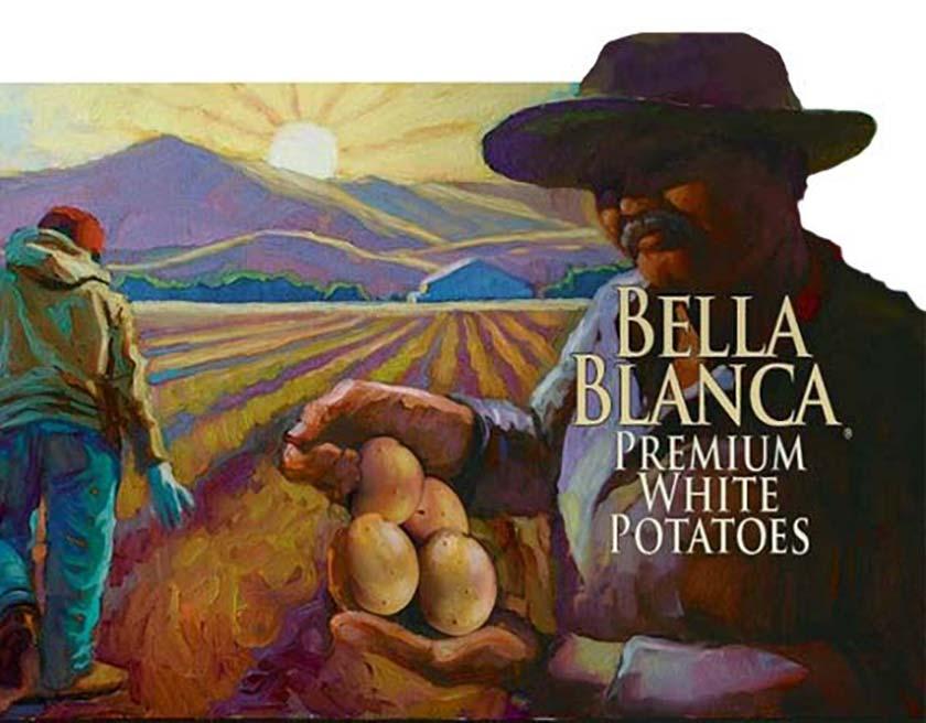 Bella Blanca Premium White Potatoes